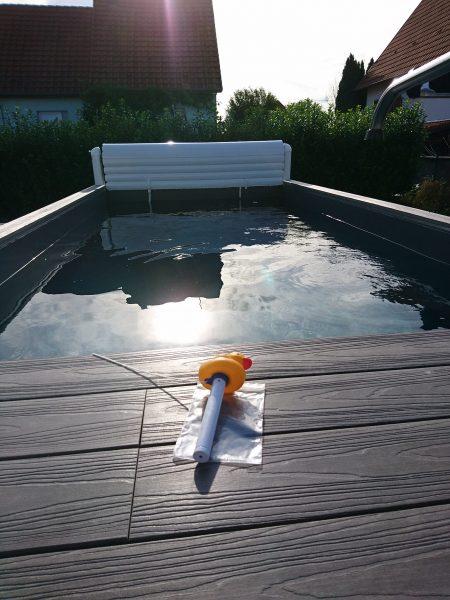 piscine conteneur à propos